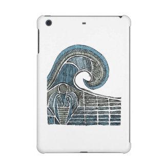 Leviathan Sketch - Color iPad Mini Cover