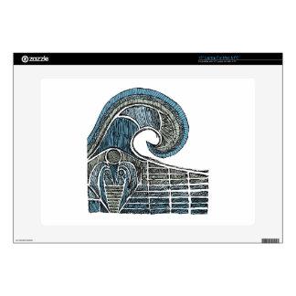 """Leviathan Sketch - Color Skins For 15"""" Laptops"""
