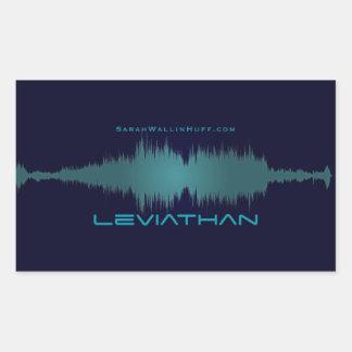 Leviathan Soundwave Stickers