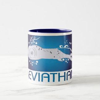 Leviathan Two-Tone Coffee Mug
