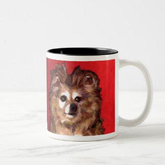 Levine's Sadie Two-Tone Coffee Mug