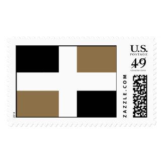LEVIS Flag Postage Stamp