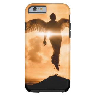 Levitating Man Tough iPhone 6 Case