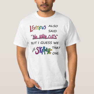 Leviticus Haircuts T-Shirt