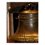 Leviticus Liberty Bell Posters