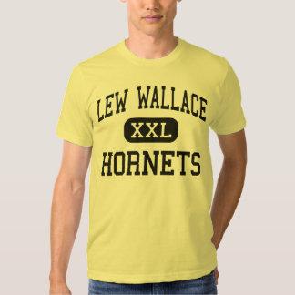Lew Wallace - avispones - High School secundaria - Remera