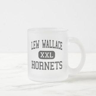 Lew Wallace - avispones - High School secundaria - Tazas De Café