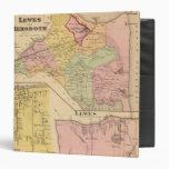Lewes and Rehoboth Vinyl Binders