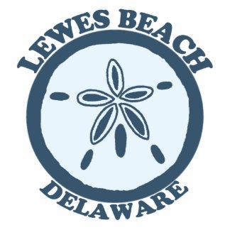 "Lewes Beach ""Sand Dollar"" Design. Cutout"
