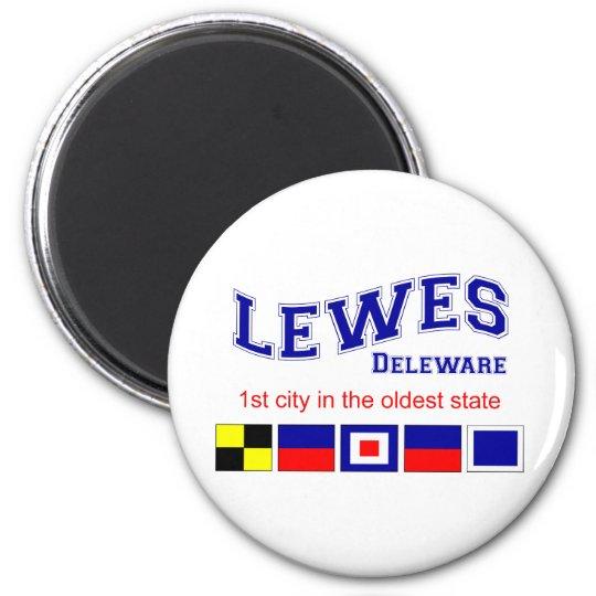 Lewes, DE Magnet