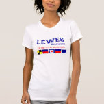 Lewes, DE Playera