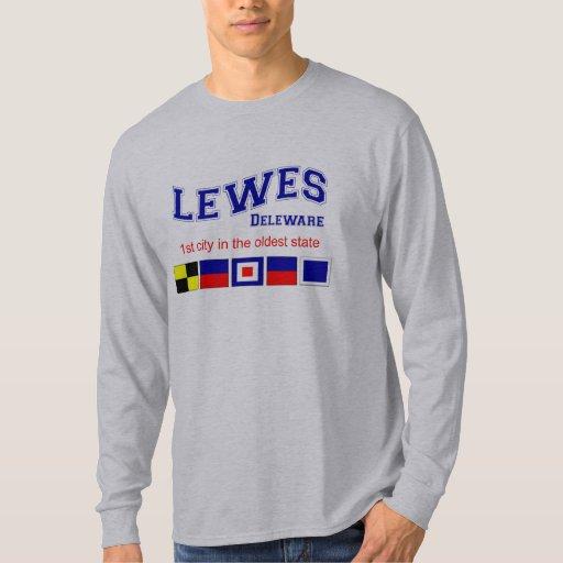 Lewes, DE Playeras