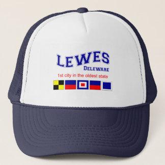 Lewes, DE Trucker Hat