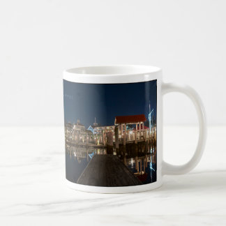 Lewes Delaware. Classic White Coffee Mug