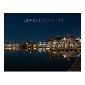 Lewes Delaware. Postcard