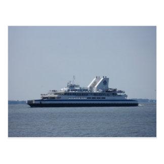 Lewes/transbordador de Cape May Postal