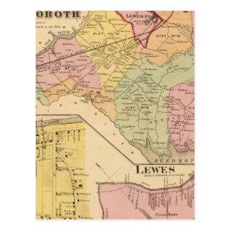 Lewes y Rehoboth Tarjetas Postales