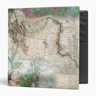 Lewis and Clark 3 Ring Binder