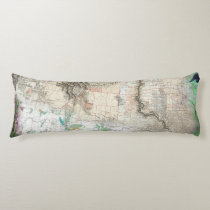Lewis and Clark Body Pillow