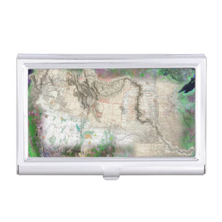 Lewis and Clark Business Card Holder