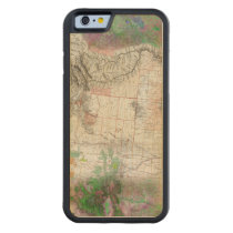 Lewis and Clark Carved Maple iPhone 6 Bumper Case