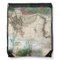 Lewis and Clark Drawstring Backpack