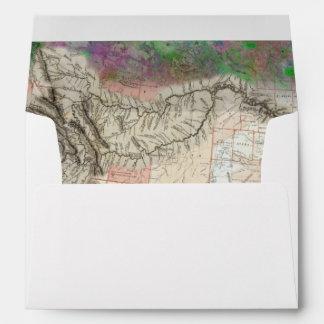 Lewis and Clark Envelope