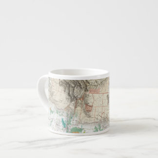 Lewis and Clark Espresso Cup
