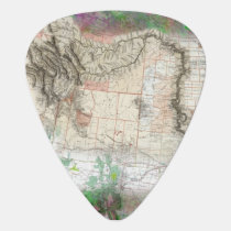 Lewis and Clark Guitar Pick