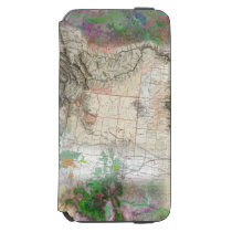 Lewis and Clark iPhone 6/6s Wallet Case
