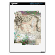 Lewis and Clark iPad 3 Decal