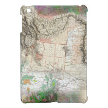 Lewis and Clark iPad Mini Cover
