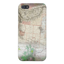 Lewis and Clark iPhone SE/5/5s Case
