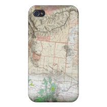 Lewis and Clark iPhone 4 Cover