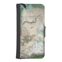 Lewis and Clark iPhone SE/5/5s Wallet