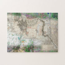 Lewis and Clark Jigsaw Puzzle