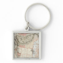 Lewis and Clark Keychain