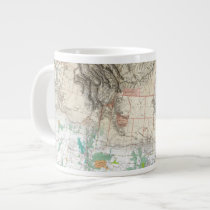 Lewis and Clark Large Coffee Mug