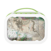 Lewis and Clark Lunch Box
