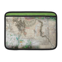 Lewis and Clark MacBook Sleeve