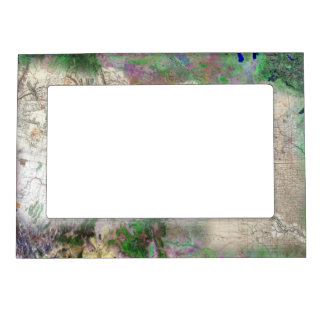 Lewis and Clark Magnetic Photo Frame