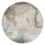 Lewis and Clark Melamine Plate