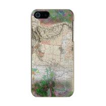 Lewis and Clark Metallic iPhone SE/5/5s Case