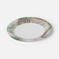 Lewis and Clark Paper Plate