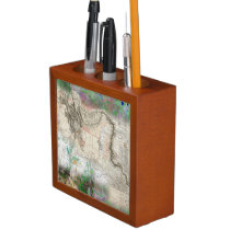 Lewis and Clark Pencil Holder