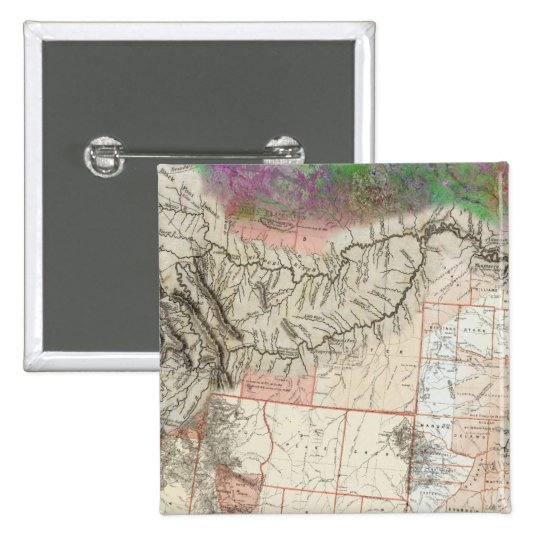 Lewis and Clark Pinback Button