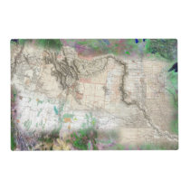 Lewis and Clark Placemat