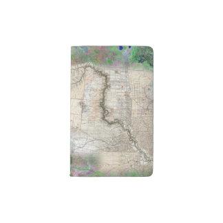Lewis and Clark Pocket Moleskine Notebook