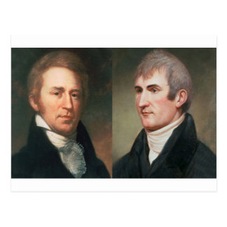 Lewis And Clark Postcard