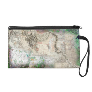 Lewis and Clark Wristlet Purse